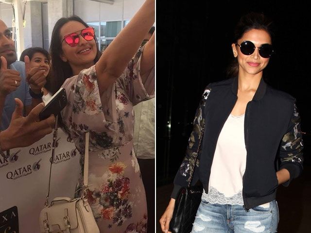 IIFA Awards: What Deepika, Sonakshi, Hrithik Have Done in Madrid so Far