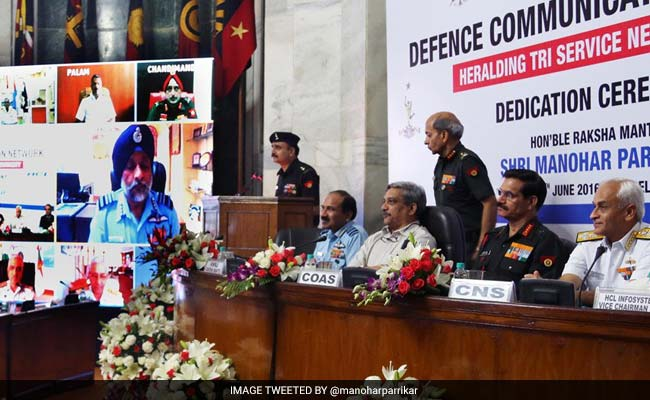 India's First Integrated Defence Communication Network Launched