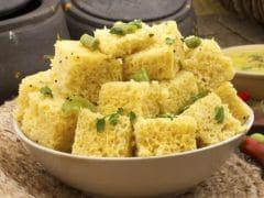 6 Best Dhokla Recipes