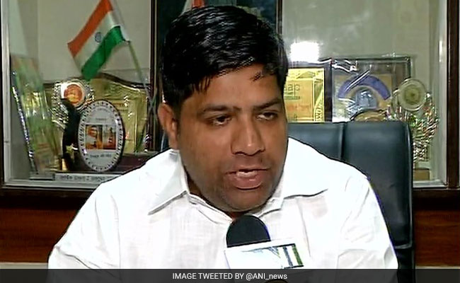 AAP Lawmaker Dinesh Mohaniya To Be Charged In 2016 Molestation Case