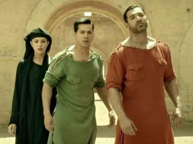 Second Song of Dishoom Will Release on This Date