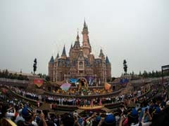 Shanghai Disneyland Closes Over China Virus Concerns
