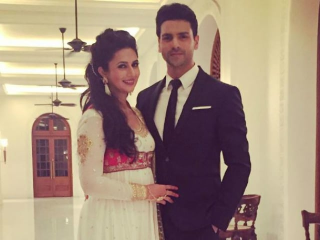 Divyanka and Vivek Are a Fairytale Couple in Pre-Wedding Photo