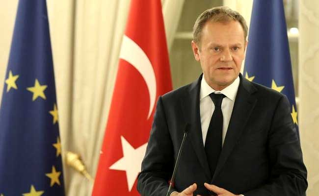 European Union Says Brexit Trade Talks Possible If 'Progress' On Divorce