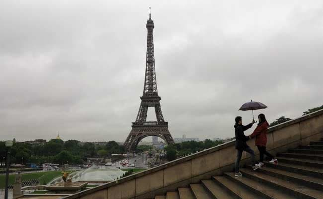 Rain Pummels France, Seine River Overflows Paris Embankments