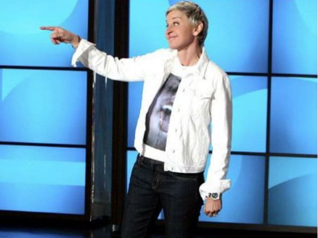 Ellen DeGeneres Says, Dad Found My Sexuality a Challenge