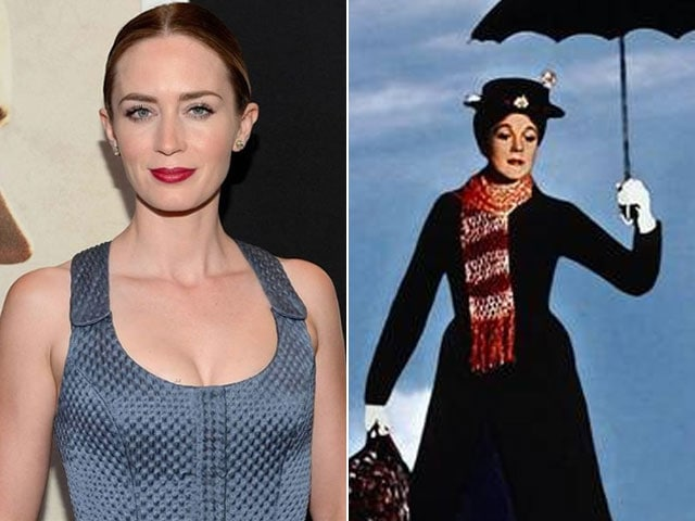 Mary Poppins Returns  With Emily Blunt in the Lead Role