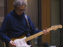 Eric Clapton Struggling to Play Guitar Due to Nerve Damage