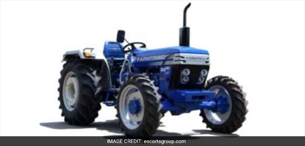 Escorts Tractor Sales Rise 10% In May