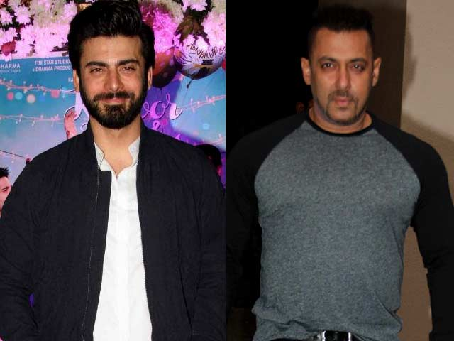 Fawad Khan to Star in Salman Khan's Next Film?