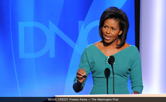 'Women Tired Of Being Undervalued': Michelle Obama Backs #MeToo Movement