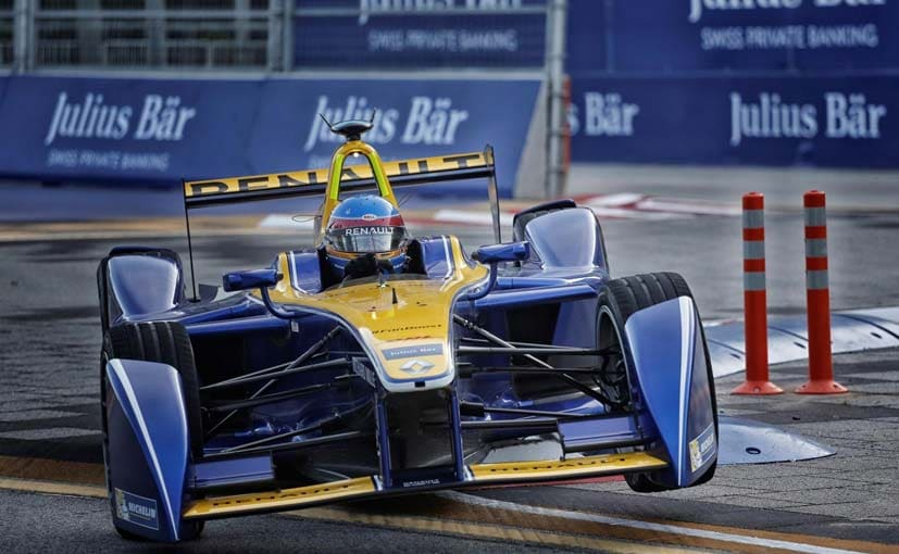 Nissan and BMW Looking to Join Formula E