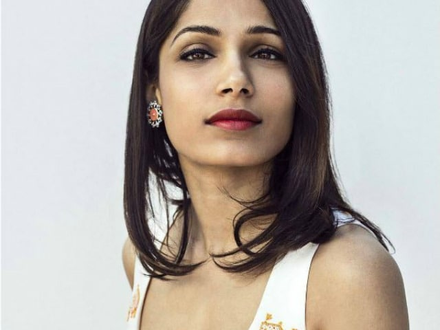 Freida Pinto, Focussed on Women-Centric Films, Says Change is Happening