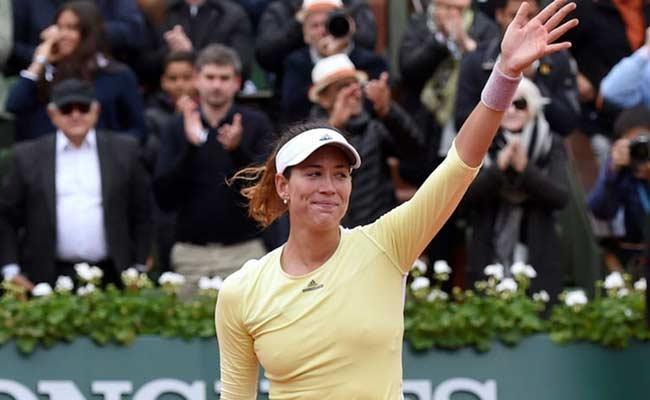 टेनिस: गार्बिन मुगुरुजा दुबई चैम्पियनशिप के सेमीफाइनल में पहुंचीं, कैरालिन गार्सिया को दी शिकस्त