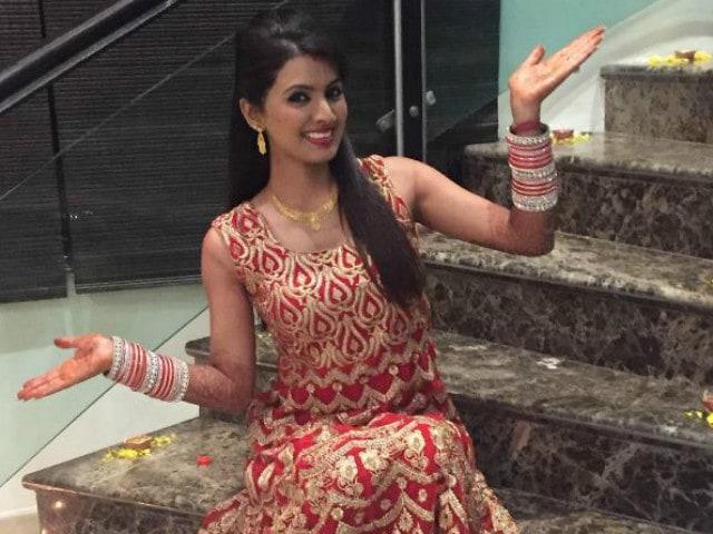 Inside Geeta Basra's White-Themed Baby Shower