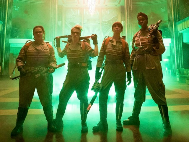 For All-Female Ghostbusters, Abuse That Reflects Hollywood's Sexism
