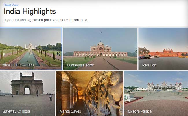 Google's Proposal For Street View In India Rejected By Government