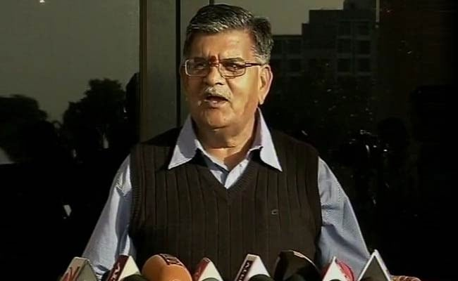 Gulab Chand Kataria Takes Oath As Rajasthan Assembly Pro-Tem Speaker