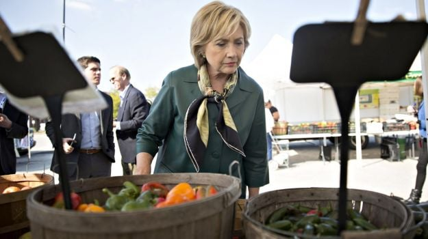 Why Hillary Clinton Eats a Hot Pepper Every Single Day
