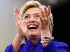 All Eyes On Hillary As She Readies Landmark Speech