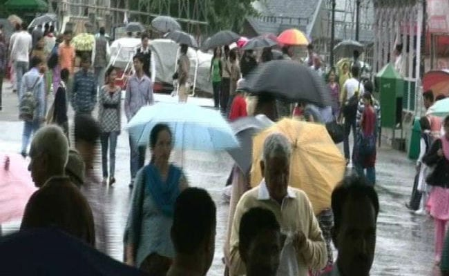 Heavy Rain In Parts Of Himachal, Snowfall In Spiti
