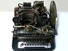 Adolf Hitler's Coding Machine Meets Its Nemesis