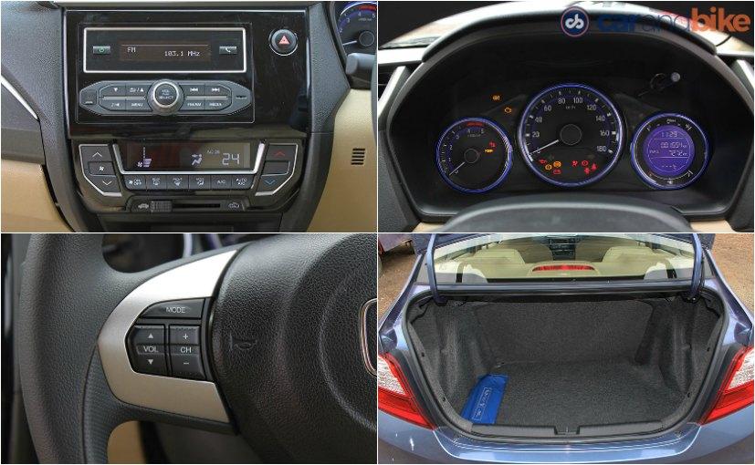 Honda Amaze Features
