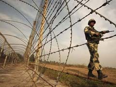 BSF Arrests Pakistani Intruder Along International Border In Jammu
