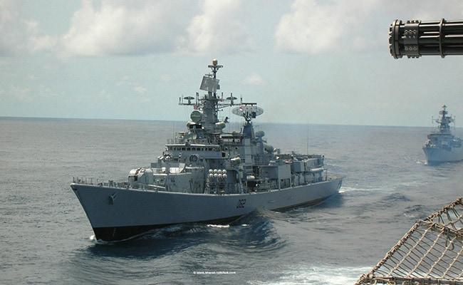 समुद्री सुरक्षा से जुडे़ मामलों पर भारत-अमेरिका के अधिकारियों ने साझा वार्ता की