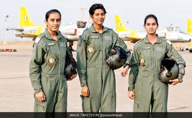 Air Force's First 3 Women Fighter Pilots May Fly Mig-21 Bisons From November