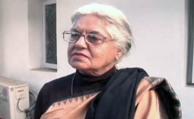 'Gross Abuse Of Power': Lawmakers Write To PM Against Indira Jaising Raid