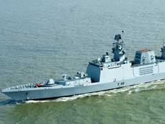 3 Indian Navy Ships Reach Russia To Enhance Maritime Cooperation
