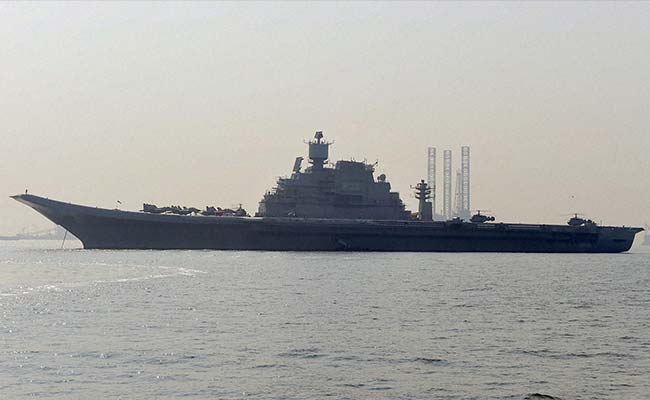Amid India-Pakistan Tension, Navy Deployed Nuclear