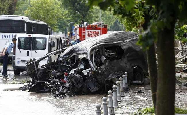 Militant Kurdish Group TAK Claims Istanbul Bombing