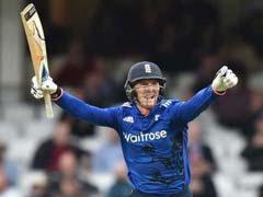 पहला वनडे : जेसन रॉय की तेजतर्रार पारी, डकवर्थ-लुईस नियम के आधार पर पाक से जीता इंग्लैंड