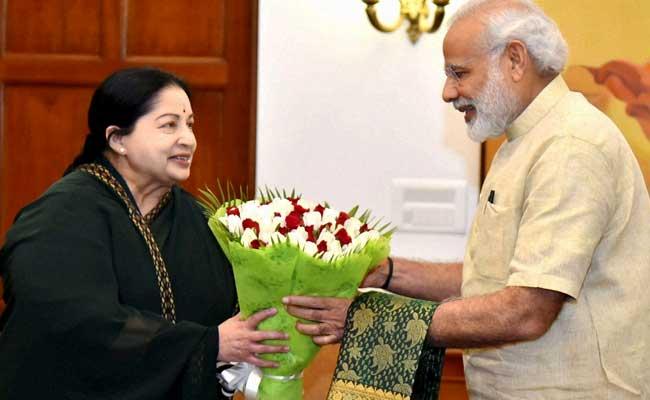'Empowered Nari Shakti': PM Modi Remembers J Jayalalithaa On Birth Anniversary