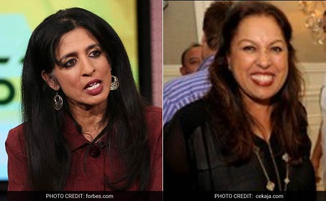 Two Indian Origin Persons On Forbes List Of US Richest Self Made Women