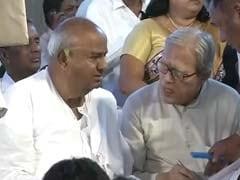 कर्नाटक : राज्यसभा चुनाव में क्रॉस वोटिंग के आरोप में जेडीएस ने 8 विधायकों को निलंबित किया
