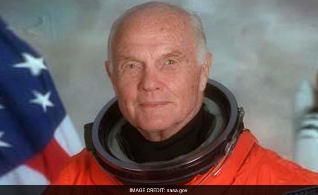 Former US Astronaut, Senator John Glenn Dies In Ohio At 95