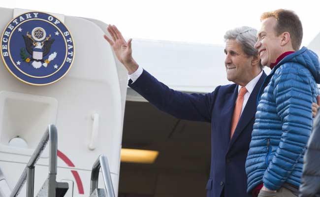 John Kerry Tours Arctic Circle To See Climate Change Impact