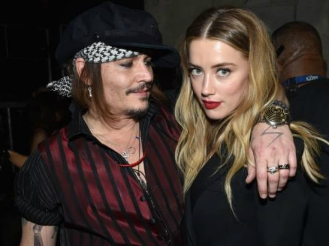 Amber Heard Reveals New Photos of Alleged Abuse by Johnny Depp