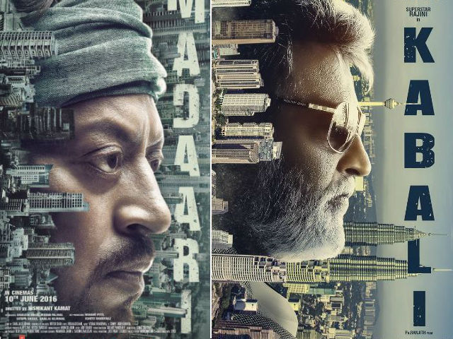 Rajinikanth's Film Stole Our Poster, Says Irrfan. No, It Didn't Actually