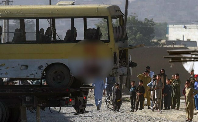 Nepali Guards Among 23 Dead In Suicide Attack In Kabul