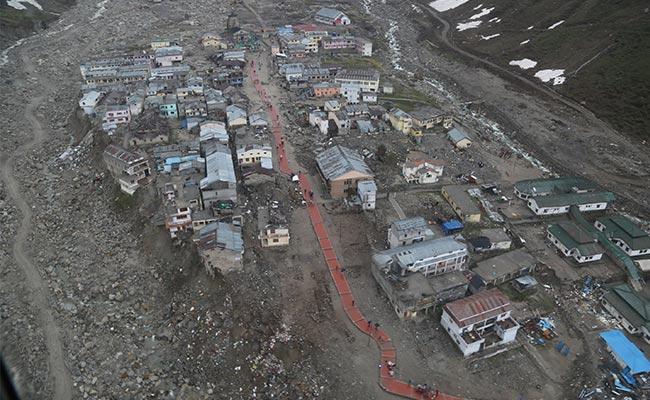 पांच साल पहले केदारनाथ में आयी आपदा में लापता लोगों के कंकालों की तलाश के लिये सर्च ऑपरेशन दोबारा शुरू