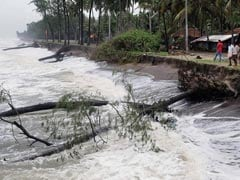 Navy On High Alert In Kerala In View Of Rains
