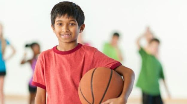Exercise Can Build Up Stronger Bones for Your Kid