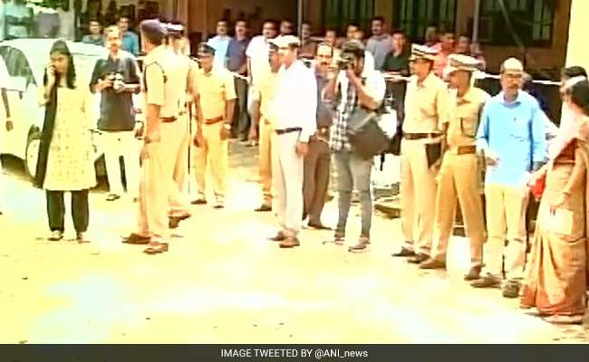Police File Chargesheet In Kollam Blast Case