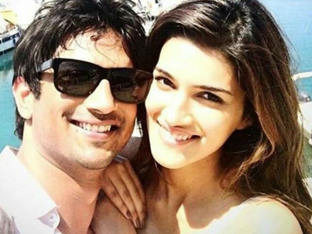 If Kriti is on a Holiday With Sushant in Thailand, Then Who is This?