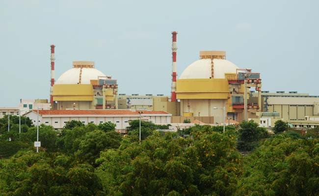 India, Russia Sign Agreement For Units 5 And 6 Of Kudankulam Power Plant