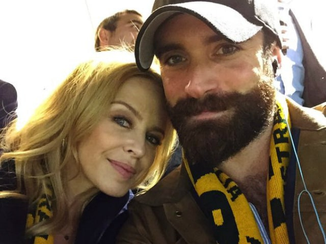 Kylie Minogue is Reportedly Marrying Fiance Joshua Sasse in Italy